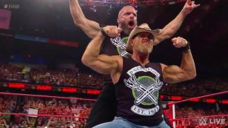 D-Generation X Reunited And Laid Out A Challenge For WWE Crown Jewel