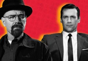 Who's Winning The Post-Prestige Drama War: Bryan Cranston Or Jon Hamm?