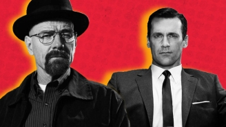 Who's Winning The Post-Prestige Drama War: Bryan Cranston Or Jon Hamm?