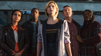 Jodie Whittaker And Showrunner Chris Chibnall On Where 'Doctor Who' Is, And Where It Might Be Going