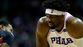 The Sixers Have Finally Filed To Trademark 'Trust The Process'