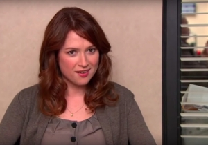 Ellie Kemper Revealed Who She Wanted Erin To End Up With On 'The Office'