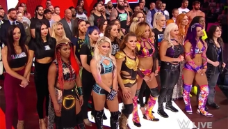WWE Evolution Could Have Been Amazing, But WWE Still Needs To Evolve