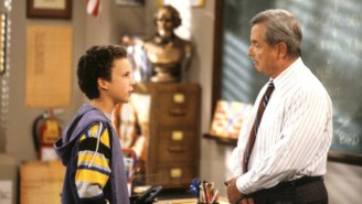 Mr. Feeny From 'Boy Meets World' Foiled A Burglary Attempt In His Home
