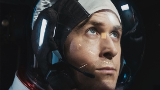 'First Man' Demands To Be Seen On The Biggest Screen