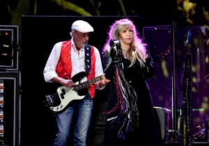 "Watch Fleetwood Mac Cover 'Free Fallin"" With Tom Petty's Guitarist At Their Tour-Opening Show"
