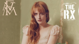 Florence And The Machine's 'High As Hope' Is A Great Album Invigorated By Its Live Performances