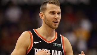 Nik Stauskas Ruined LeBron James' Lakers Debut With A Scorching Performance