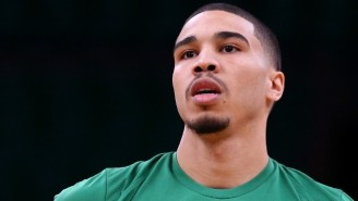 Report: The Celtics Refused To Include Jayson Tatum In An Anthony Davis Trade