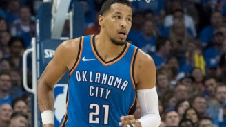 Andre Roberson Suffered An Injury Setback That Will Cost Him At Least Two More Months