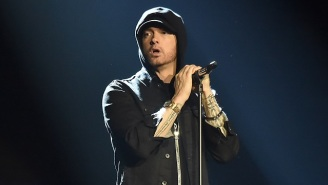 Eminem's Soundtrack For The Battle Rap Film 'Bodied' Is Reportedly Dropping This Week
