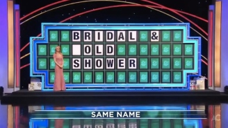 A 'Wheel Of Fortune' Contestant Evoked Trump's Alleged Russian Hotel Romp With Her Wrong Answer