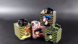 Gorillaz Blast Off For A Space Concert To Celebrate Their Limited Edition Collaboration With G-Shock