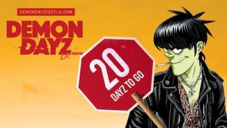 Get To Know Each Artist On Gorillaz' Demon Dayz Festival Lineup With This Hand-Picked Playlist
