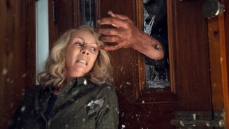 Jamie Lee Curtis Wants To Make A 'Halloween' Sequel, With One Condition