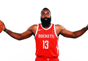 James Harden Tells Us How He's Found Success On And Off The Basketball Court