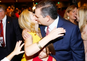 Heidi Cruz Reveals How Ted Insisted They Play An 'Aladdin' Song At Their Wedding Ceremony