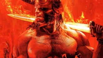 The New 'Hellboy' Will Be 'More Of A Monster Movie' Than A Superhero Movie