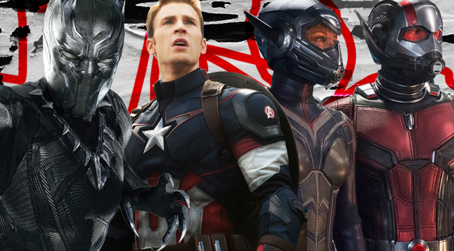All 23 Marvel Movies, Ranked From Worst To Best
