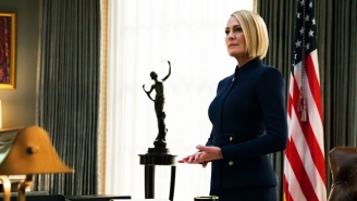 'House Of Cards' Returns For One Last Frank Underwood-less Go-Round