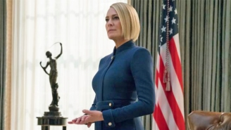 Claire Underwood Gets Raked Over The Coals In The New 'House Of Cards' Trailer