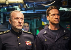 In Defense Of 'Hunter Killer,' A Dumb Movie With A Good Heart