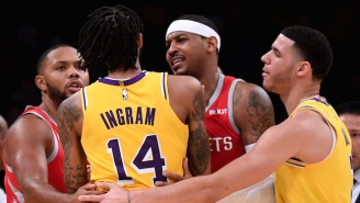 Even Brandon Ingram Expected A Longer Suspension For His Role In The Lakers-Rockets Fight