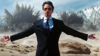 Iron Man Almost Visited Another Marvel Cinematic Universe Movie In 'Avengers: Endgame'