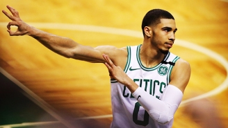 Jayson Tatum Is The Future Of A Boston Celtics Team That's Determined To Win Right Now