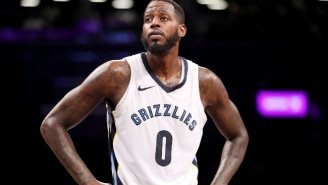 Grizzlies Forward JaMychal Green Will Miss 4-6 Weeks Following Surgery For A Broken Jaw