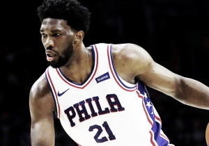 Joel Embiid Can Take His Game To The Next Level By Cutting Down On Turnovers