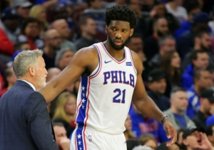 Brett Brown Says The Sixers Hope To Be 'Really Surprised' And Have Joel Embiid For Game 4