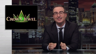 Even John Oliver Is Calling Out WWE For 'Crown Jewel' And Its Relationship With Saudi Arabia