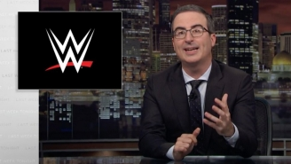 John Oliver Took Another Shot At WWE For Crown Jewel On 'Last Week Tonight'