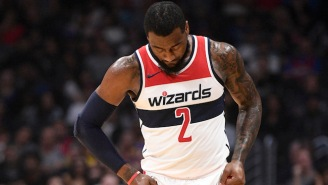 John Wall 'Probably Won't Play' Next Season For The Wizards