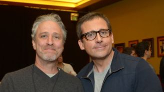 Jon Stewart Wants To Direct Steve Carell In His Next Movie