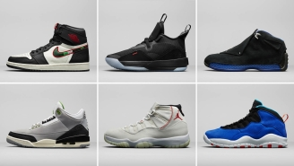 Jordan Brand Unveiled Its 2018 Holiday Collection Featuring Plenty Of Retros