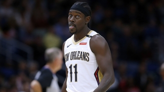 Jrue Holiday Had Surgery To Repair A Core Injury And Will Be Out Six Weeks