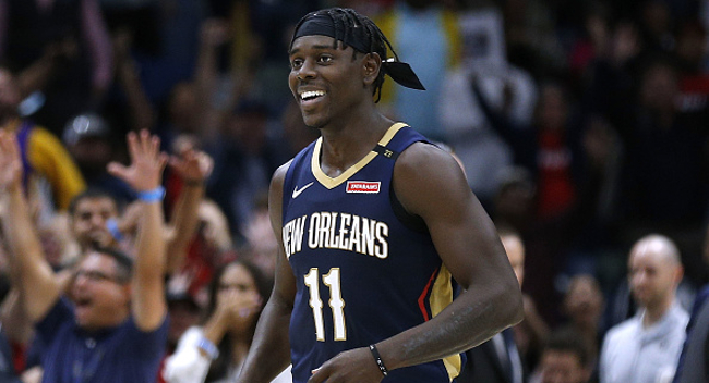 Jrue Holiday Sank A Game-Winner For The Pelicans Against ...