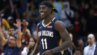 Jrue Holiday Sank A Game-Winner For The Pelicans In A Wild Win Over The Nets