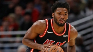 Justise Winslow Has Reportedly Agreed To A Three-Year $39 Million Extension With The Heat