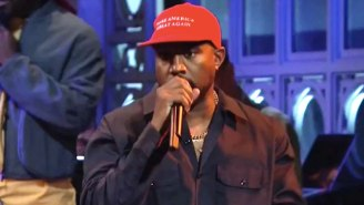 Kenan Thompson Breaks Down What It Was Like To Watch Kanye West's Pro-Trump Rant On 'SNL'