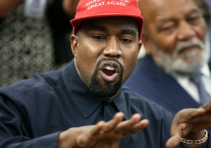 Kanye West Went On A 10-Minute Rant At The White House About Being Misdiagnosed As Bipolar