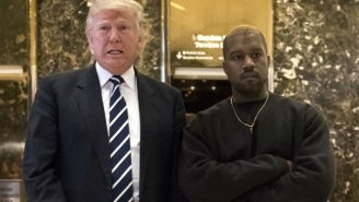 Kanye West Will Meet With Donald Trump And Jared Kushner In The White House