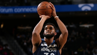 The Timberwolves Heard The Boos From The Home Crowd After A Dreadful First Half Against The Bucks