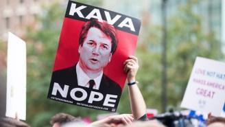 Brett Kavanaugh Will No Longer Be Teaching At Harvard Following Student Protests