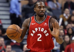 Kawhi Leonard Has Reportedly Signed A Sneaker Deal With New Balance