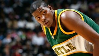 Kevin Durant Says Seattle 'Needs' An NBA Team And Challenged The League To Do 'What It's Supposed To Do'