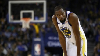 Kevin Durant Was 'Despondent' After Winning His First Ring With The Warriors