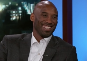 Kobe Ranked Himself Above Michael Jordan And LeBron Thanks To James Corden And Cow Tongue